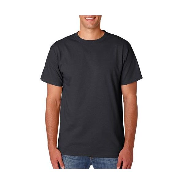 779 Anvil Adult Classic Cotton Tee  - 779-Black