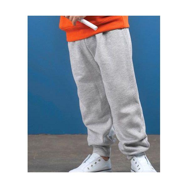 8316 Rabbit Skins Toddler Sweatpants  - 8316-Ash (99/1)