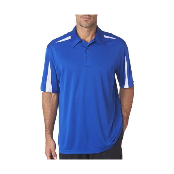 8408 UltraClub® Adult Cool & Dry Sport Polo