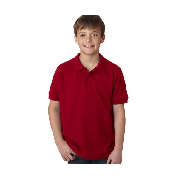 94800B Gildan Youth Gildan DryBlendPiqué Polo