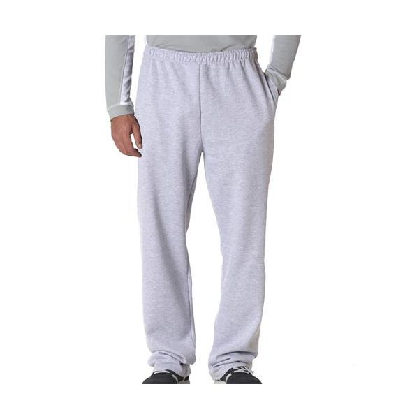 974 Jerzees Adult NuBlend® Open-Bottom Sweatpants with Pockets