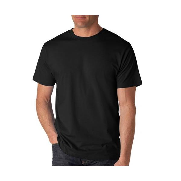 980 Anvil Adult Fashion Fit Cotton Tee  - 980-Black