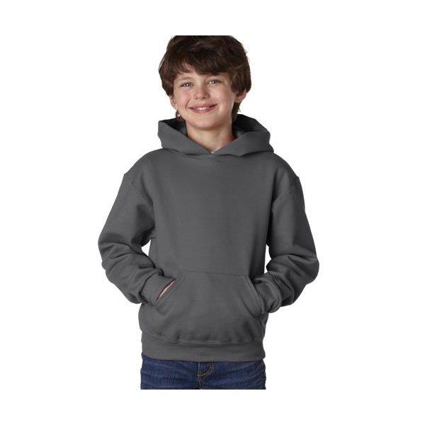 996Y Jerzees Youth NuBlend® Hooded Pullover Sweatshirt