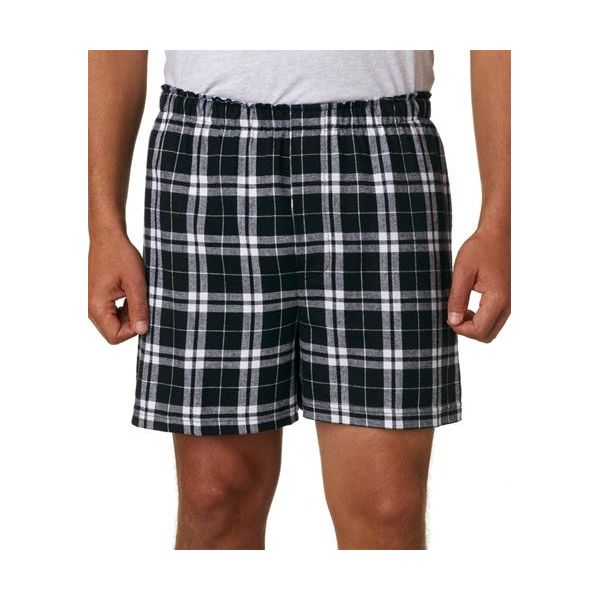 F48 Boxercraft Adult Classic Flannel Boxers