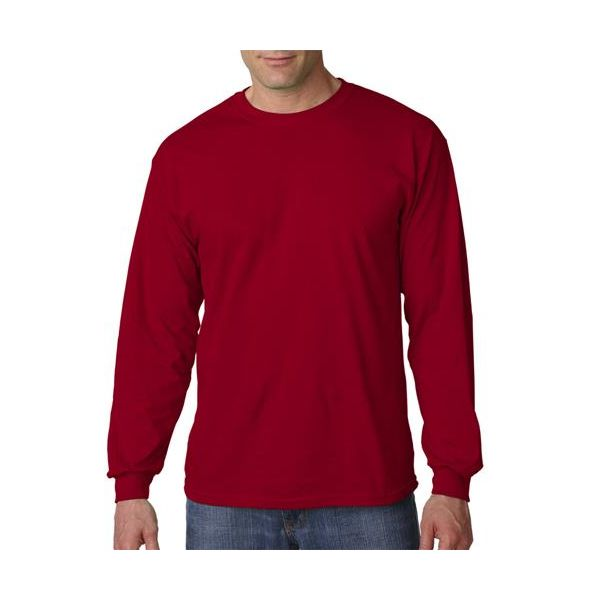 G5400 Gildan Adult Heavy Cotton Long-Sleeve T-Shirt