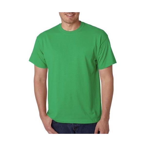 G8000 Gildan Adult Gildan 50/50 DryBlendTM T-Shirt  - G8000-Irish Green