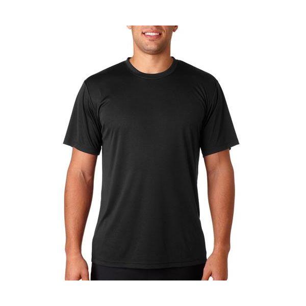 H4820 Hanes Adult Cool DRI® Performance T-Shirt  - H4820-Black