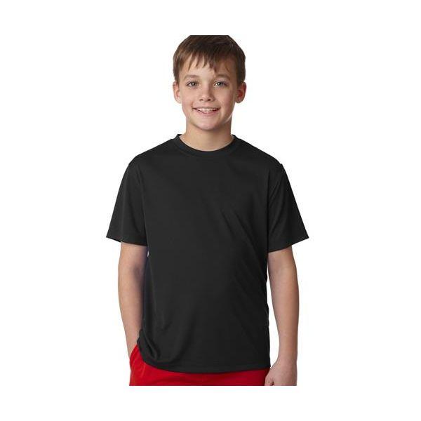 H482Y Hanes Youth Cool DRI® Performance T-Shirt  - H482Y-Black