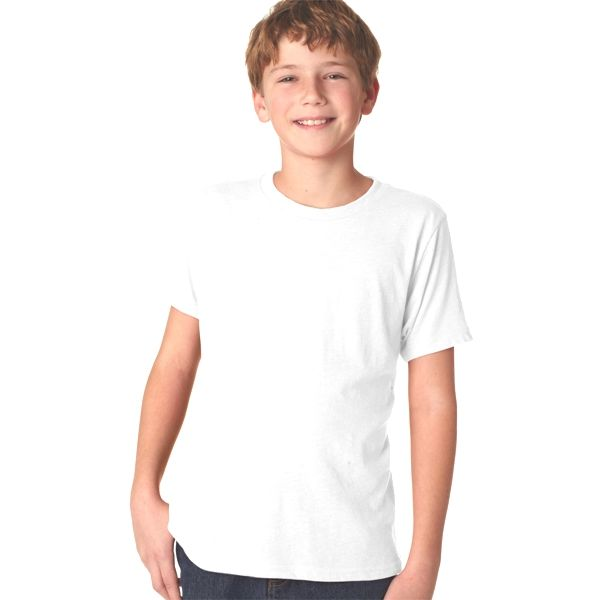 N6310 Next Level Boys' Tri-Blend Crew
