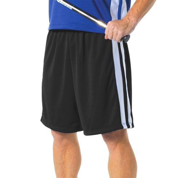 """NB5320 A4 Youth 7"""" Lacrosse Game Short"""