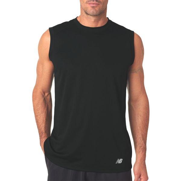 NB7117 New Balance Men's NDurance Athletic Workout T-Shirt