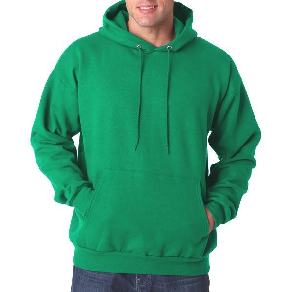 P170 Hanes Adult ComfortBlend® EcoSmart® Hooded Pullover
