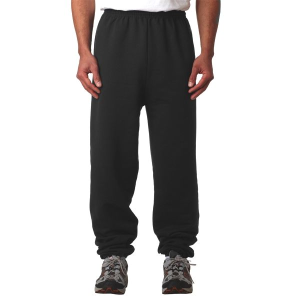 P900 Champion Adult 50/50 Sweatpants  - P900-Black