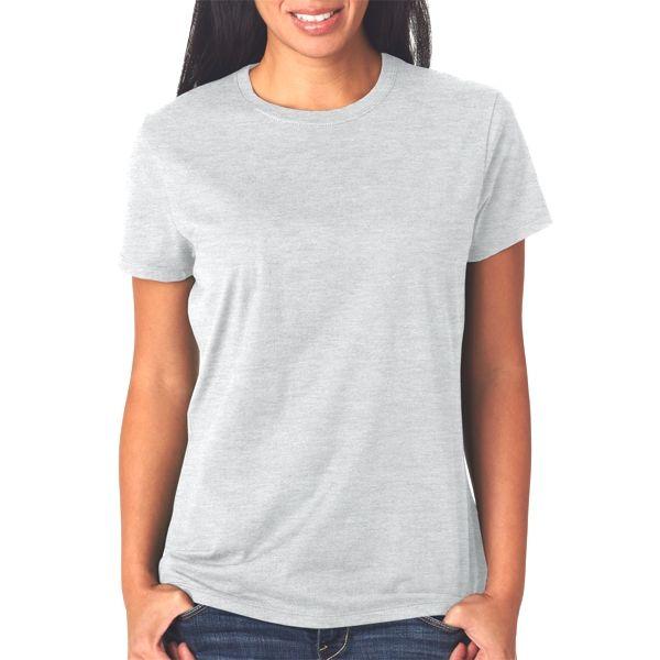 SL04 Hanes Ladies' Nano-T® T-Shirt