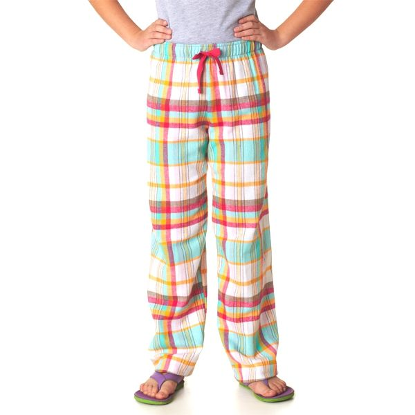 YP19 Boxercraft Youth Team Pride Flannel Pants