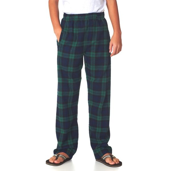 YP24 Boxercraft Youth Classic Flannel Pants