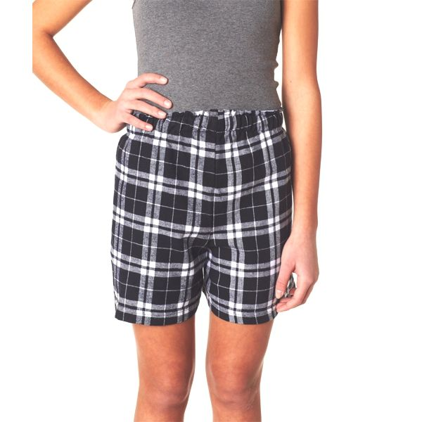 YP48 Boxercraft Youth Flannel Boxers