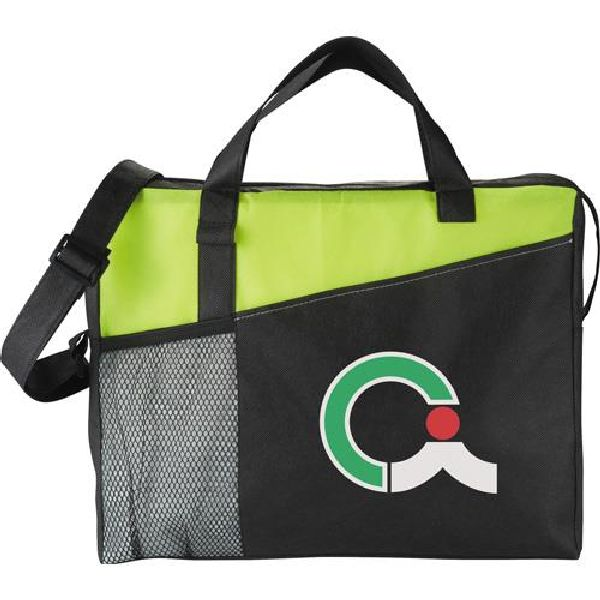 The Full Time Business Brief Bag