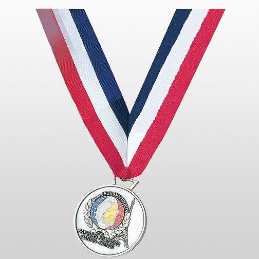 "Award Medal - Sizes range from 1-1/4"", 1-1/2"", 1-3/4"", 2"", 2-1/4"", 2-1/2 and 3"""