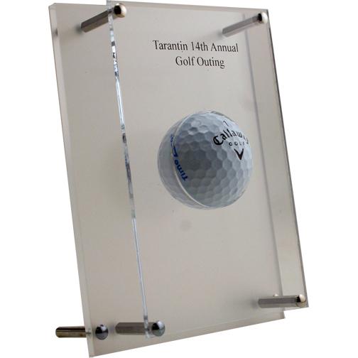 Golf Ball Entrapment