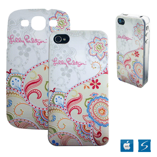 Plastic Case with dimensionally printed graphics