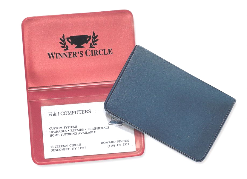 Pocket/License Card Case - Made in USA Union Bug Available