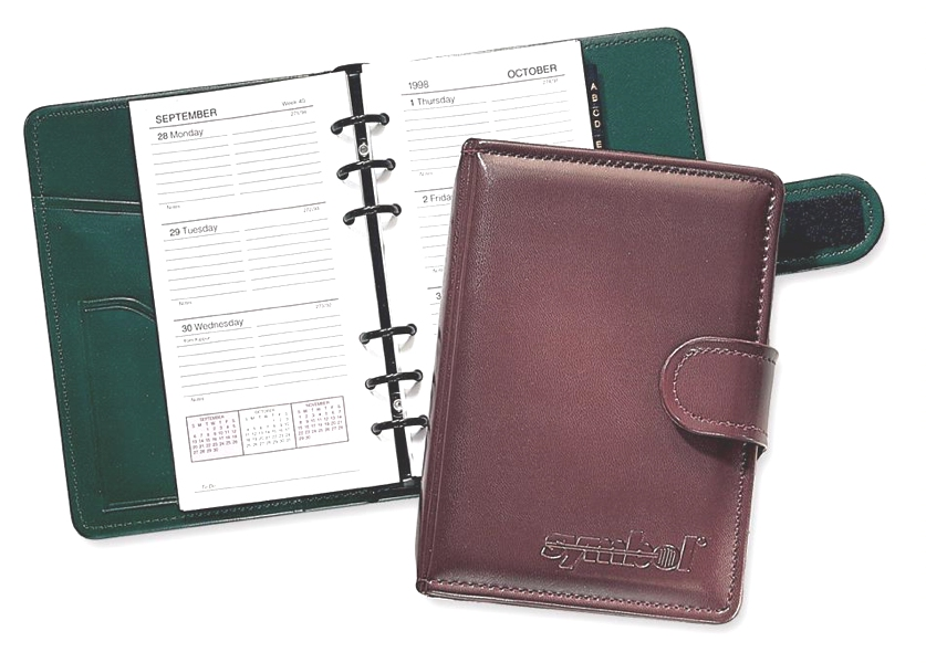 Lethredge® Mini Planner - Made in USA Union Bug Available
