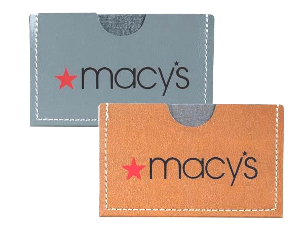 Gift Card Holder - Made in USA Union Bug Available