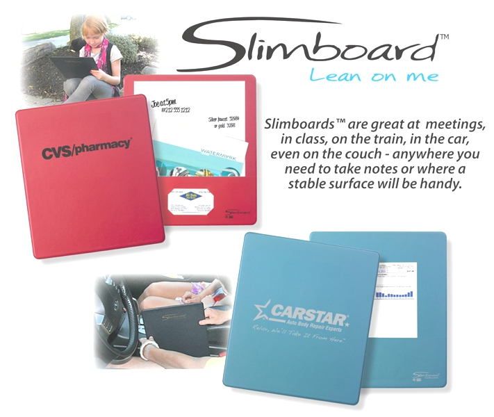 Slimboard - Made in USA Union Bug Available