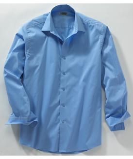 MEN LS SPREAD COLLAR DRESS SHIRT - MEN LS SPREAD COLLAR DRESS SHIRT