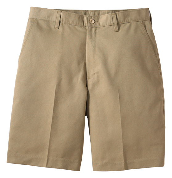 "MEN'S FLAT FRONT SHORT 11"" INSEAM - MEN'S FLAT FRONT SHORT 11"" INSEAM"
