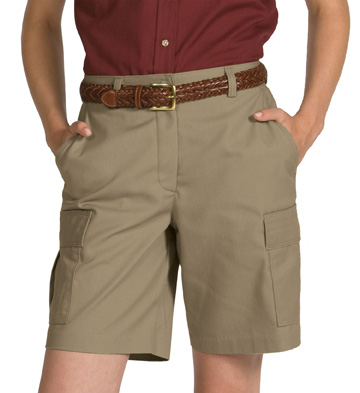 "WOMEN'S UTILITY CARGO SHORT 9/9.5"" INSEAM - WOMEN'S UTILITY CARGO SHORT 9/9.5"" INSEAM"