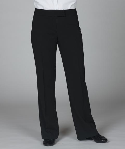 WOMEN'S LOW RISE BOOT CUT PANT - WOMEN'S LOW RISE BOOT CUT PANT