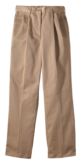 WOMEN'S UTILITY PLEATED PANT - WOMEN'S UTILITY PLEATED PANT