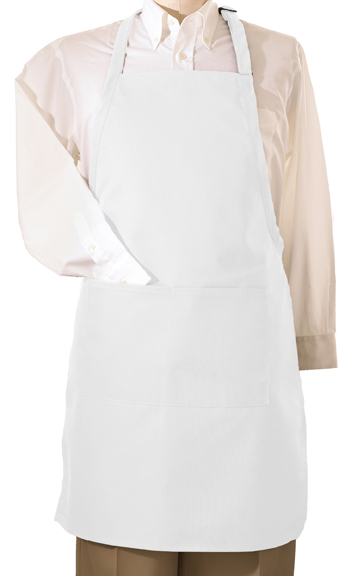 BUTCHER APRON WITH POCKETS - BUTCHER APRON WITH POCKETS