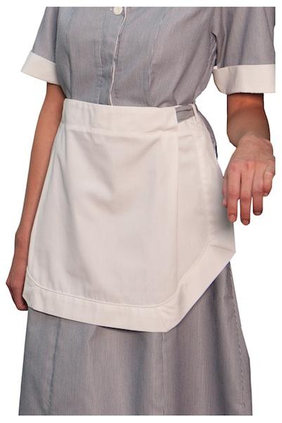 TEA APRON FOR HOUSEKEEPING DRESS - TEA APRON FOR HOUSEKEEPING DRESS