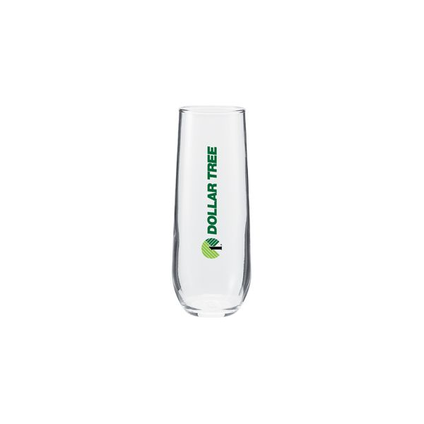 8.5 oz vina stemless flute