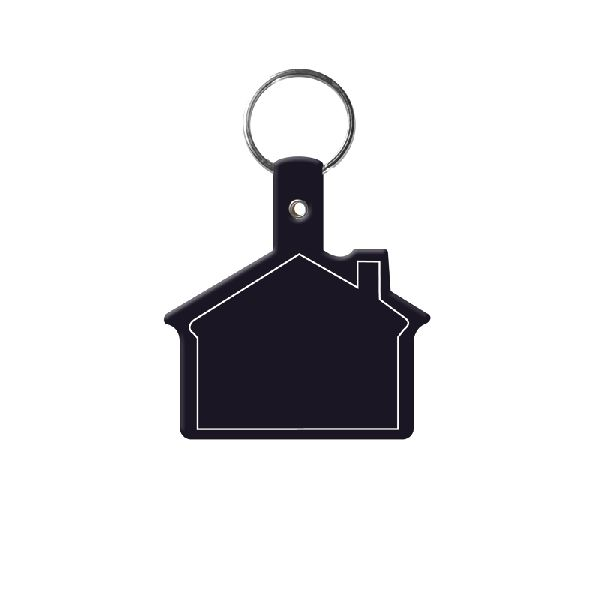 House Flexible Key-Tag - To suit business and promotional themes
