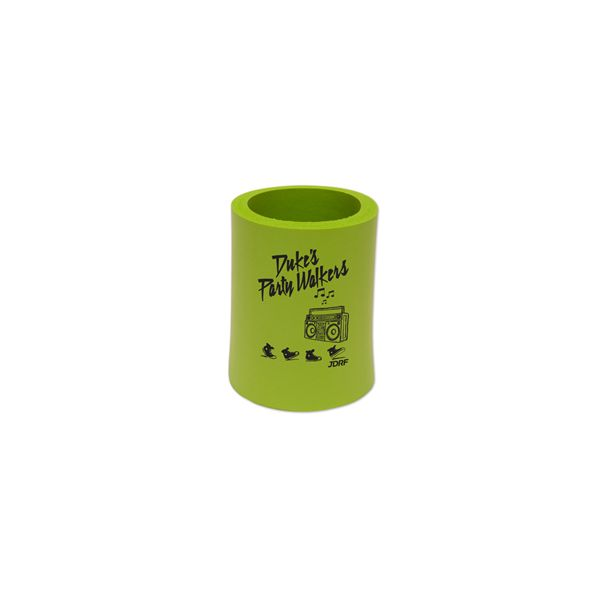 Stand-Up Can Cooler - This cooler holds 12 oz