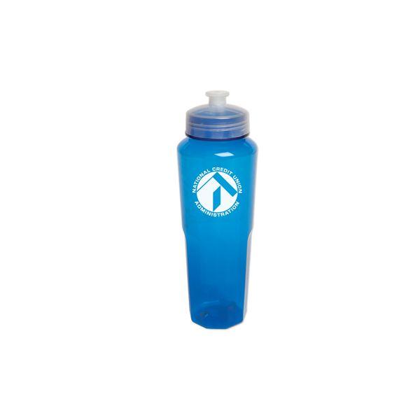 32 Oz. PolySure™ Retro Bottle - This 32 oz
