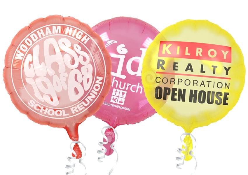 """18"""" Translucent Round Balloon"""