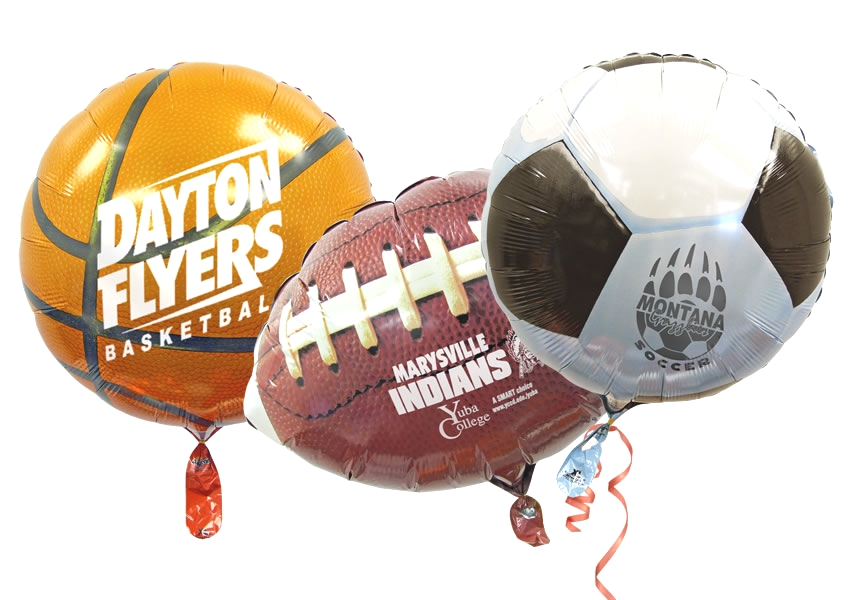 """18"""" Sport Foil Balloons"""