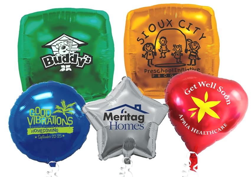 "22"" Square Foil Balloons"