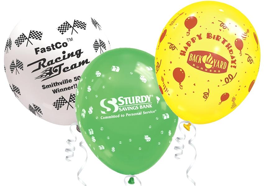 "11"" Wrap Balloons MET,PR"