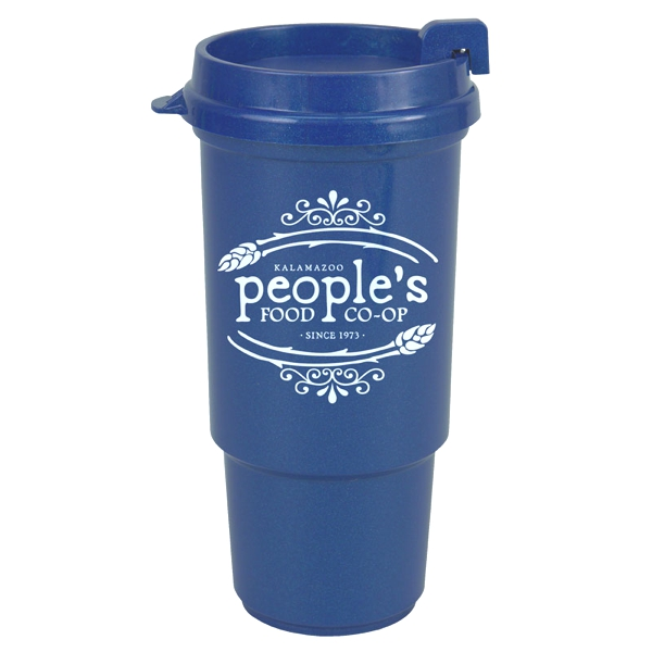 16 Oz Insulated Auto Cup