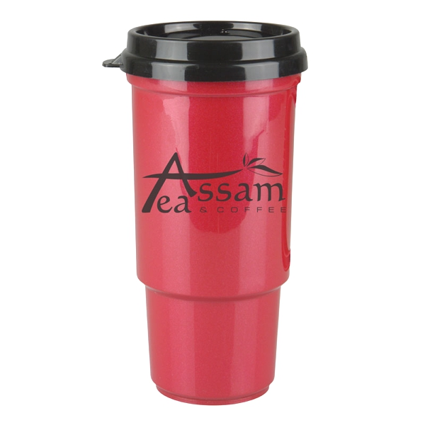 16 Oz. Insulated Auto Cup