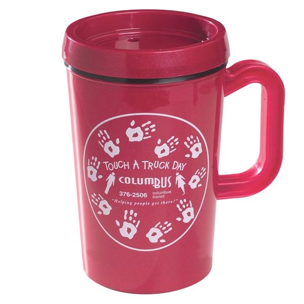 20 oz Big Joe Insulated Travel Mug