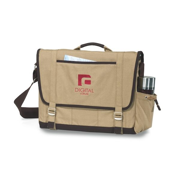 Heritage Supply Computer Messenger Bag - American Utility style perfect for any on trend professional.