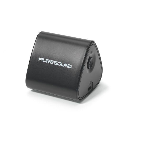 Triangular Bluetooth Speaker - Fun speaker with amazing sound quality.