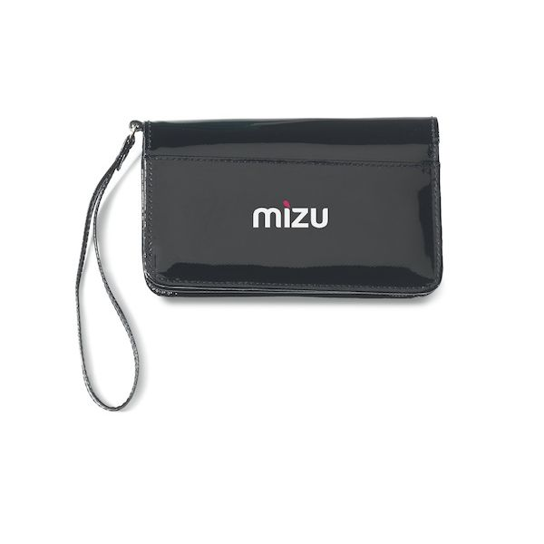 Lexi Wristlet Wallet - Retro styling meets today's technology.